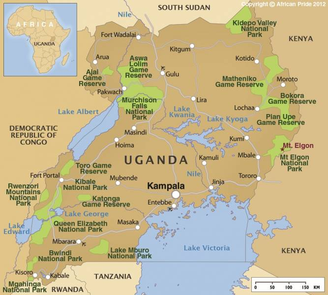 a short study on the country of uganda Normally a short prayer is said before i am doing a social studies project on uganda and this site to me and every one in ma country ugandai really.